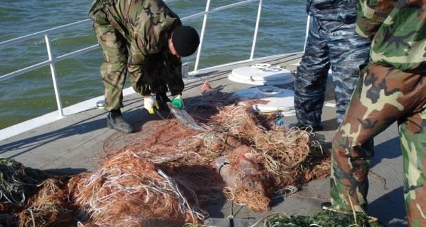 Крымские пограничники обещают морским браконьерам нелегкую жизнь