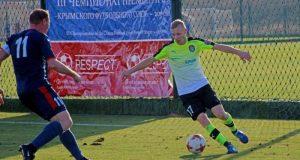 В крымском футбольном Чемпионате снова единоличный лидер – ФК «Евпатория»
