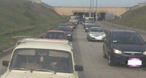 Пробки на Евпаторийской трассе достали всех. Даже Сергея Аксёнова