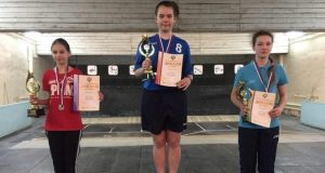 Ялтинка Дарина Доброва взяла серебро в первенстве России по городошному спорту