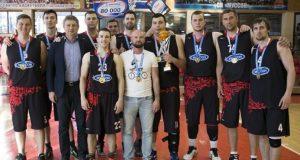 "СК ""Муссон"" - в четвёртый раз чемпион Севастополя по баскетболу"