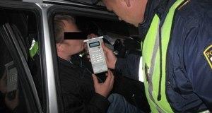ГИБДД: еще один любитель «нетрезвой езды» пойман на крымских дорогах