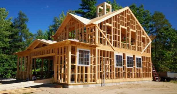 Строительство каркасных домов – ключевые решения