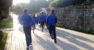 Крымские спасатели провели учебную эвакуацию в «Артеке»