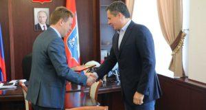 Вице-губернатор Севастополя Вячеслав Гладков ушел «красиво» и с грамотой
