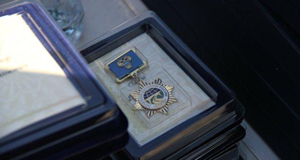 Награды строителям Крымского моста
