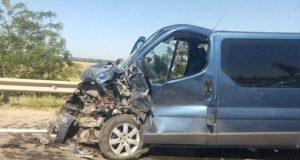 ДТП на трассе «Симферополь – Джанкой» стало причиной утренних пробок