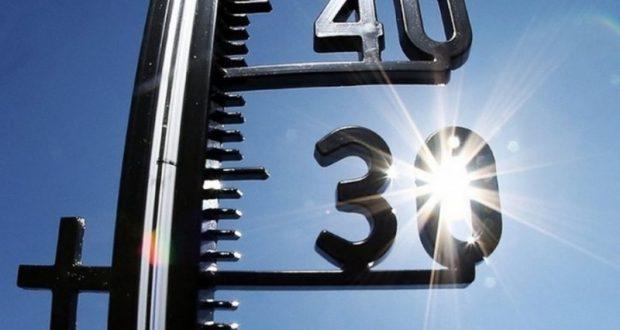 В Крыму побит тридцатилетний температурный рекорд!