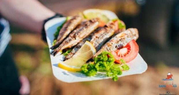 """16-17 июня в Феодосии - фестиваль рыбной кухни """"Барабулька"""""""