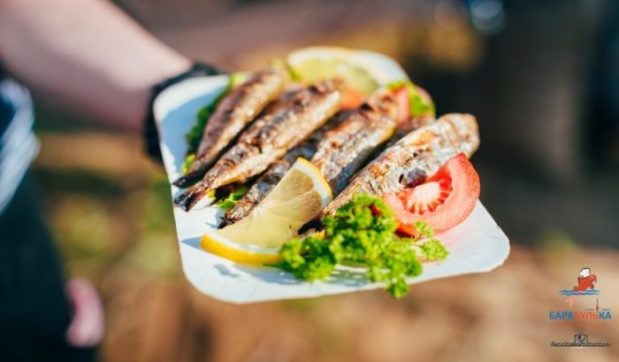 16-17 июня в Феодосии — фестиваль рыбной кухни «Барабулька»