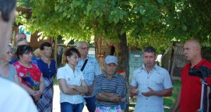 Жители села Черноречье под Севастополем встревожены «берегоукреплением». «Доброволец» разбирается