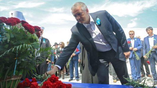 В Крыму прошли памятные мероприятия, приуроченные ко Дню памяти жертв депортации