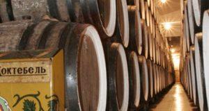 Гатчинский спиртовой завод инвестирует в модернизацию крымского винного завода «Коктебель»