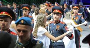 В «Артеке» возрождаются традиции кадетских балов