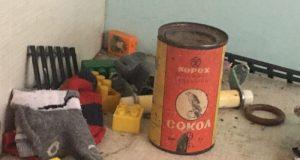"""В Белогорском районе мужчина пойдёт под суд за хранение пороха """"просто так"""""""