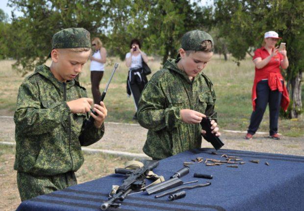 Фото: пресс-служба Погрануправления ФСБ по РК