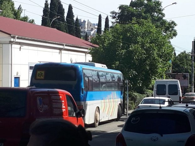 Тревожные звонки: что ни день у автобусов в Крыму «летят» тормоза