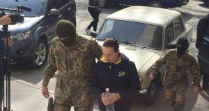 Суд в Херсоне оставил под арестом крымчанку Елену Одновол