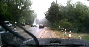 ДТП на трассе «Ялта – Севастополь». Погибли женщина и ребенок, еще четыре человека ранены
