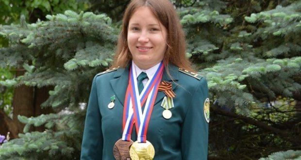 Крымчанка Анастасия Пястова - чемпионка России по тхэквондо ГТФ