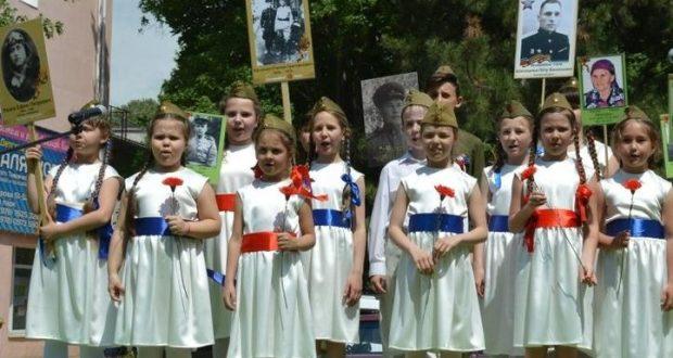 """В Симферополе завершился фестиваль """"Салют Победы"""""""