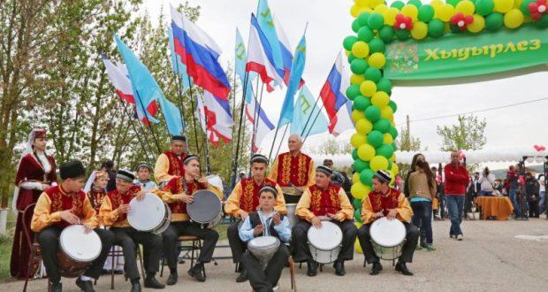 5 мая крымчан и гостей полуострова ждут на празднике Хыдырлез5 мая крымчан и гостей полуострова ждут на празднике Хыдырлез