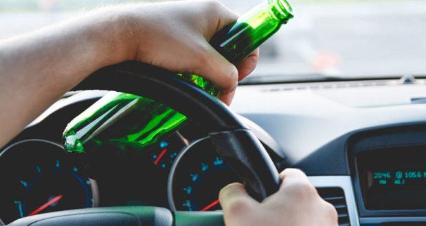 В Красноперекопске задержали пьяного водителя. Оказалось, подшофе за руль сел не первый раз