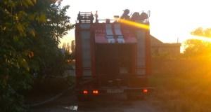 Пожары в Крыму - горели склад в Вилино, подвал в Щёлкино и пристройка к дому в Красной Зорьке
