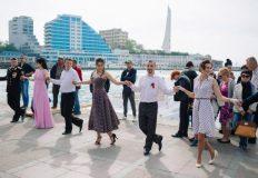 В Севастополе 9 мая устроят флешмоб «За Победу танцуй до победного!»