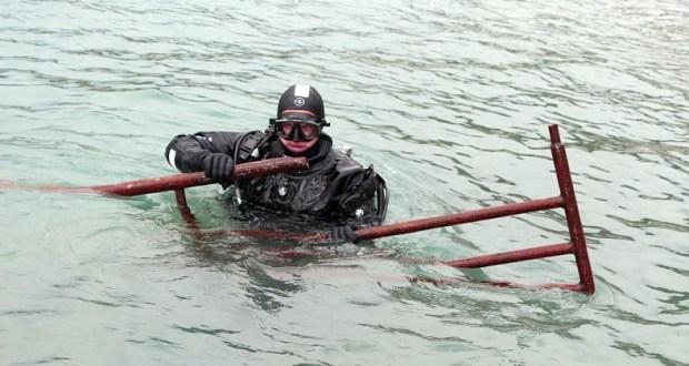 Водолазы «КРЫМ-СПАС» проверили 78 пляжей. За май надо проверить еще 372