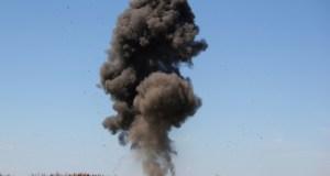 Очередная взрывоопасная находка в Ленинском районе Крыма