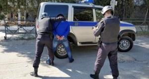 Пьяного «гонщика» в Джанкое задержали сотрудники Росгвардии