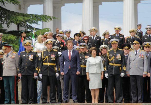 13 мая 2018 года. Севастополь