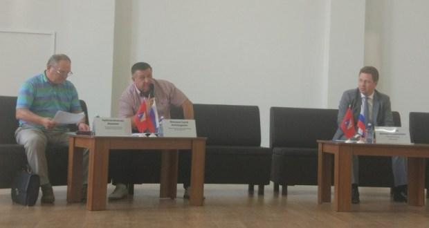 Сергей Живодуев - председатель правления Совета предпринимателей Севастополя