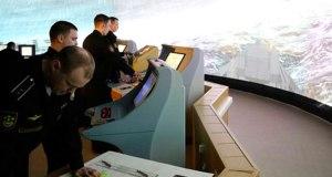 На Черноморском флоте - занятия по подготовке кораблей к бою
