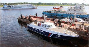 Пограничники получили новый скоростной катер «Мангуст» для патрулирования Черного моря