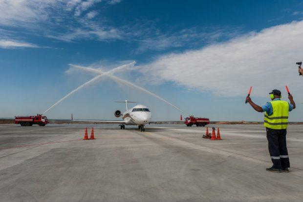 """Авиакомпания """"РусЛайн"""" открыла рейсы из Симферополя по четырём направлениям"""