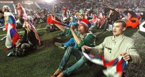 В Гагаринском парке Симферополя на время Чемпионата мира по футболу установят большой экран