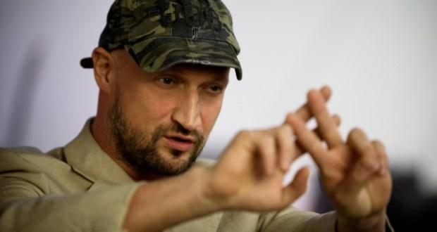 """Актёр Гоша Куценко теперь тоже в базе """"Миротворца"""""""