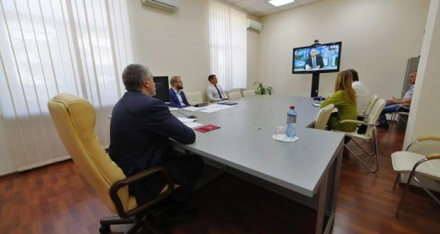 Сергей Аксёнов о «Прямой линии с Президентом»