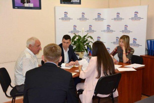 Наталья Поклонская подвела итоги последних приемов граждан в Крыму