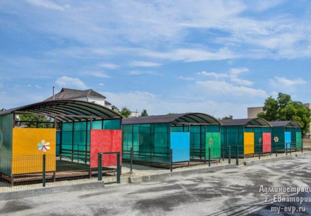 """В Евпатории открылся первый модульный детский сад """"Чудо-остров"""""""