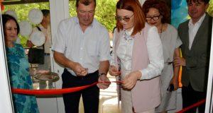 В Евпатории после капремонта открыли филиал детской поликлиники