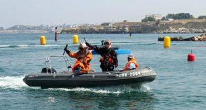 7 июня в Севастополе - Всеармейский конкурс по водолазному многоборью «Глубина»