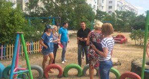 """В Евпатории подводят итоги марафона """"Чистый двор - уютный город"""""""