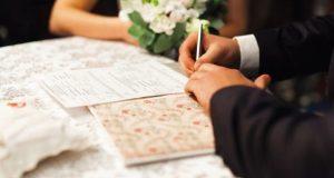 Регистрировать браки возможно будут и нотариусы