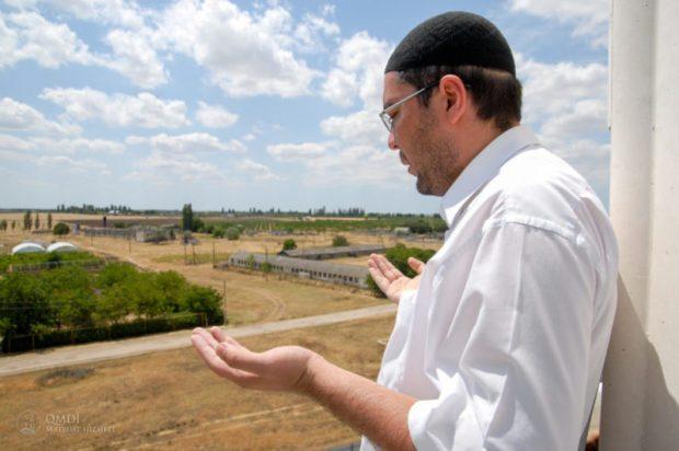 В селе Софиевка Симферопольского района построили минарет