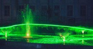 В Евпатории запустили ещё один городской фонтан