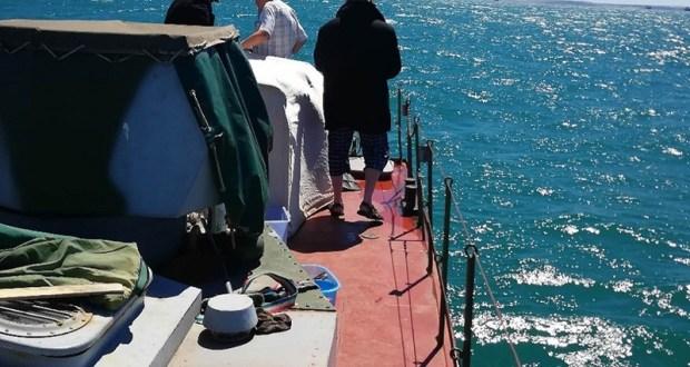 В Керченском проливе обнаружен катер времен Великой Отечественной войны