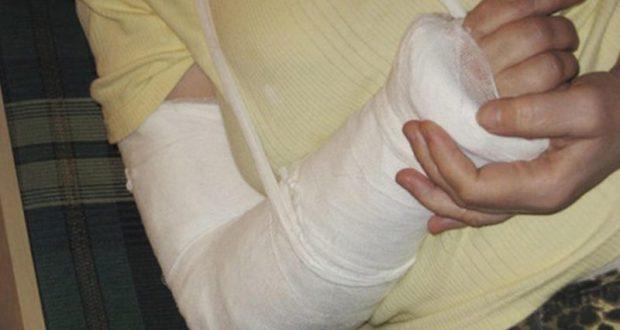 ЧП в Ялте. 12-летний мальчик сломал руку во время купания на пляже